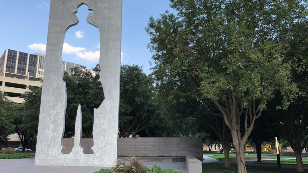 Burnett Park - Fort Worth, Texas